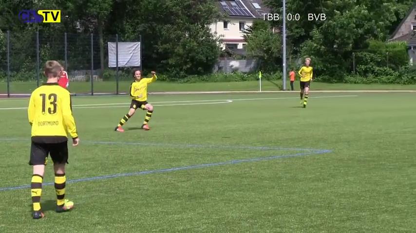 U14 Supercup Ickern Endspiel
