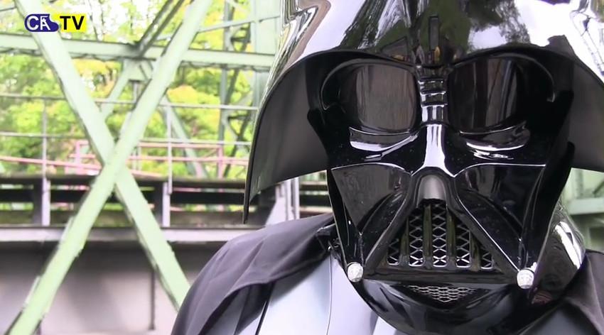 Raumschiffshebewerk Henrichenburg – Star Wars Event