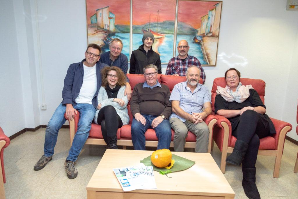 Mitgliedertreffen im November 2018